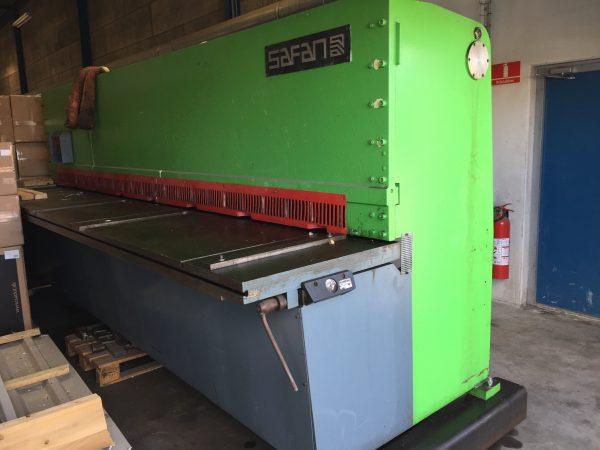 Brugt SAFAN hydraulisk saks SHV 1 9 3 scaled