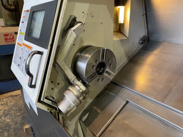 Mazak QTN250M CNC Lathe year 2006 SHV 11 1 1