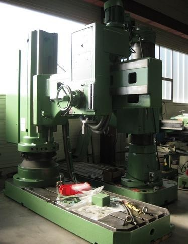 MAS VO63 Radial Drilling Machine SHV 2 4 2