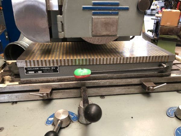 JAKOBSEN Grinding Machine SHV 2 5 3