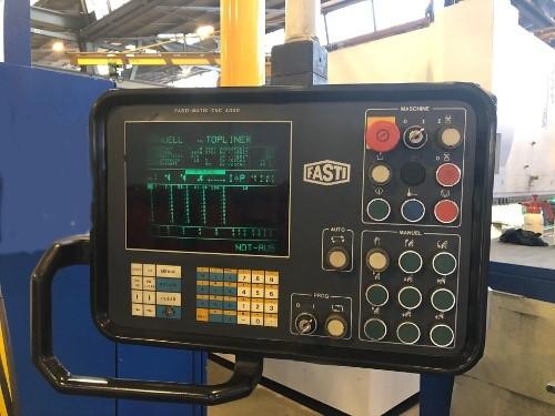 Fasti 215-25/5 CNC Folding Machine SHV 2 5