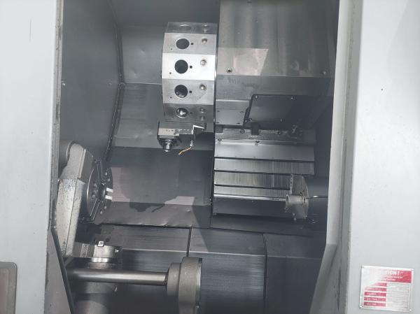 MAZAK SQT-200 MSY CNC Drejebænk årg. 2003 SHV 2