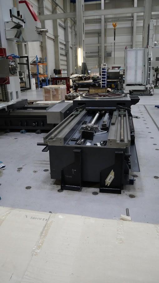Nyt boreværk til omgående leverance SHV 2 7 1