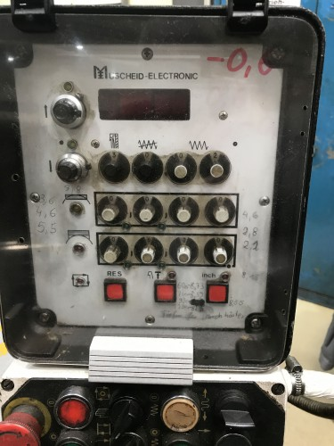 HKZ 100/850 Nottrækker SHV 3 1 1