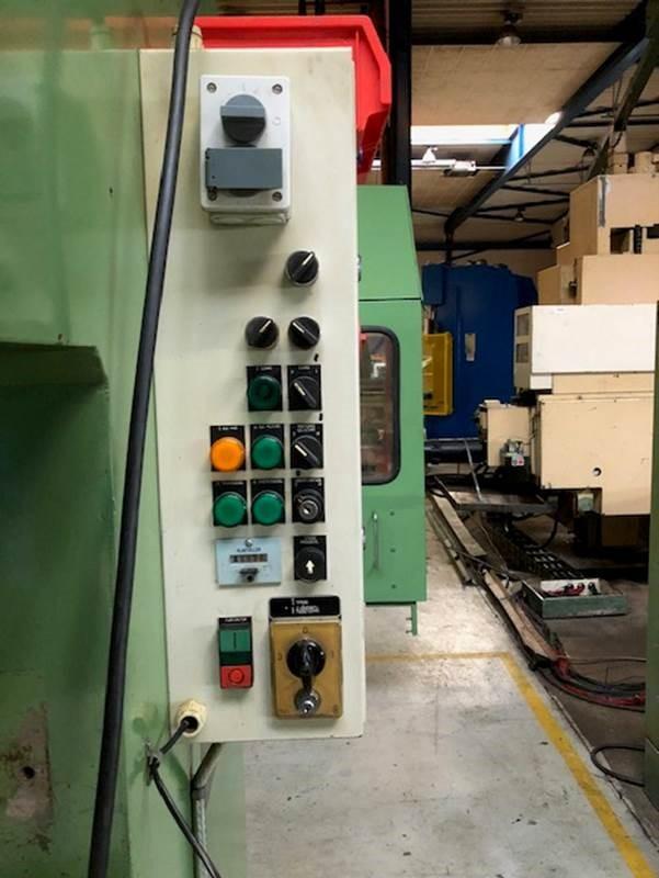 Stenhøj Hydraulisk presse 25 tons SHV 3 3 1