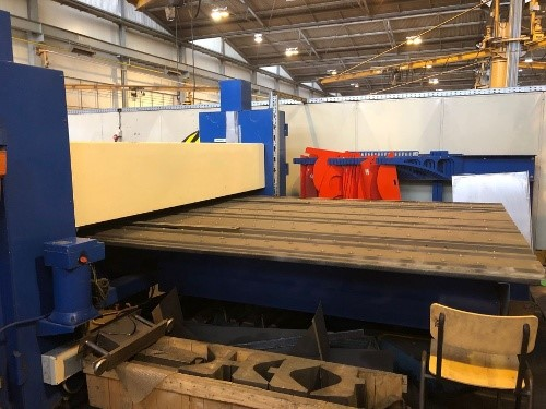 Fasti 215-25/5 CNC Folding Machine SHV 3 5