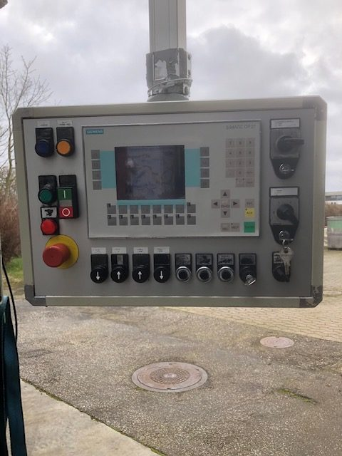 STENHØJ LP 100/40/10 T Hydraulic Press SHV 3 rotated 1