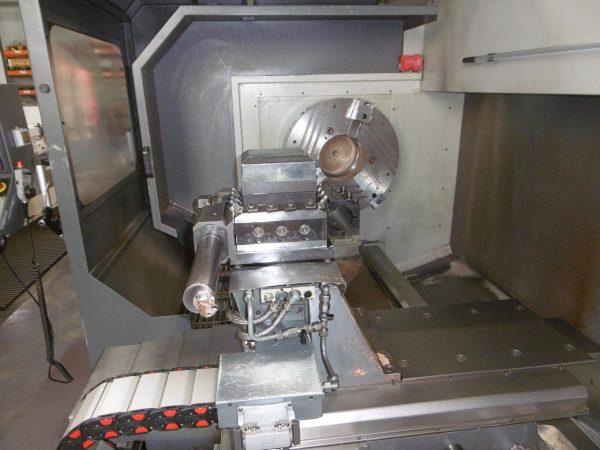 Geminis Horizontal CNC Lathe GT-5 G2 year 2012 SHV 3 scaled 1