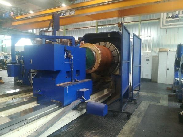 GEMINIS GHT11 G4 CNC Lathe year 2009 SHV 33