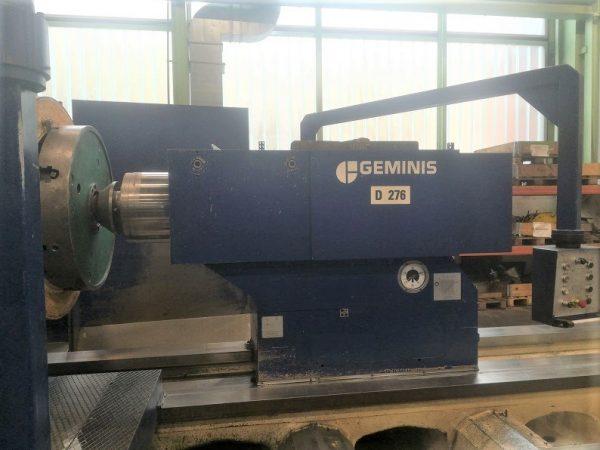 GEMINIS GHT11 G4 CNC Lathe year 2009 SHV 37