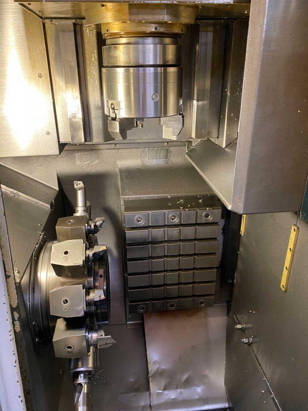 Gildemeister CTV 250 CNC Drejebænk SHV 4 11 1 scaled
