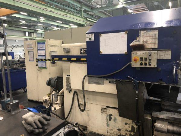 Heyligenstaedt NDC-710 II 5x1.500 CNC Lathe year 1975 SHV 4 2 2