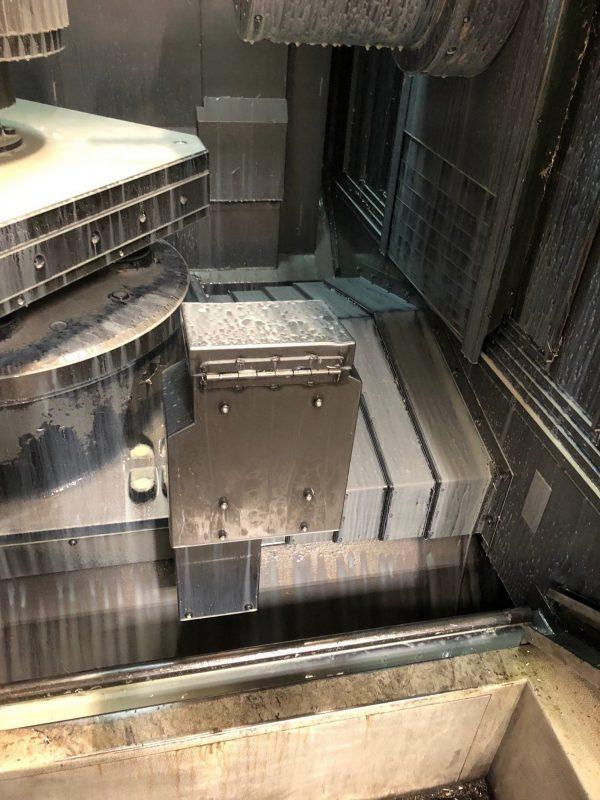 MAZATECH FH-6800 CNC Machining Center SHV 4 3 2