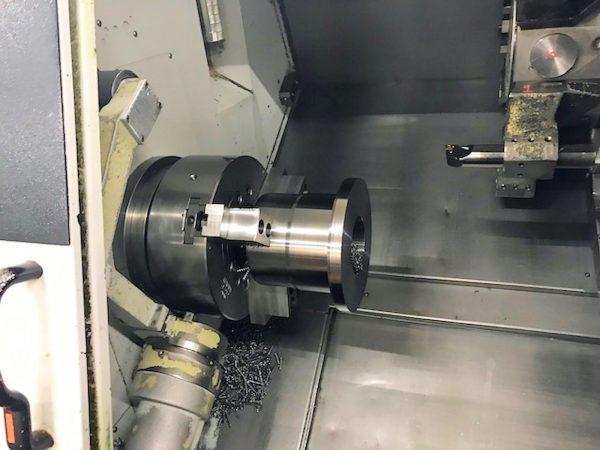 Mazak QTN250M CNC Lathe year 2006 SHV 5 1 3