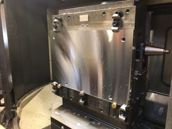 MAZATECH FH-6800 Bearbejdningscenter SHV 5 2 3