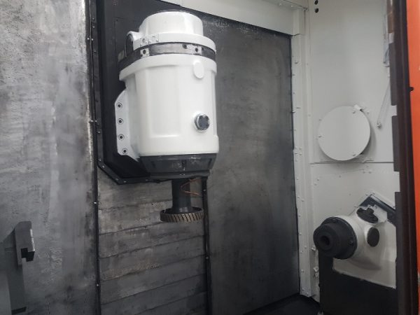 MAZAK Integrex I-200 CNC Bearbejdningscenter årg. 2015 SHV 5 8