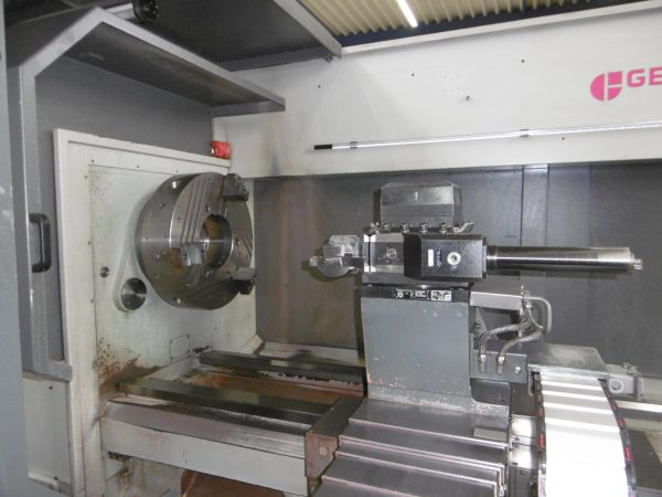 Geminis Horizontal CNC Lathe GT-5 G2 year 2012 SHV 5 scaled 1