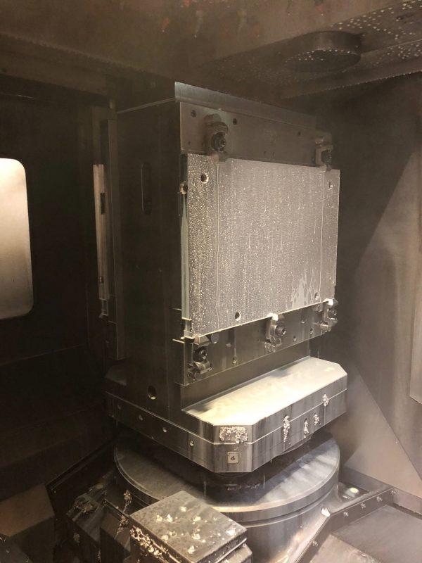 MAZATECH FH-6800 Bearbejdningscenter SHV 6 1 3