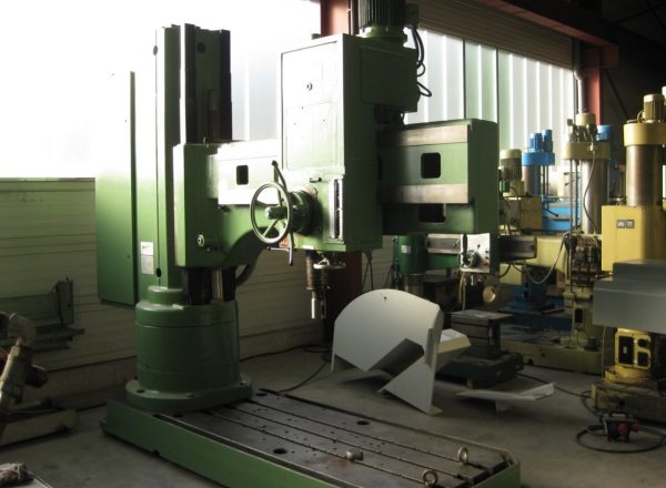 MAS VO63 Radial Drilling Machine SHV 6 2 1
