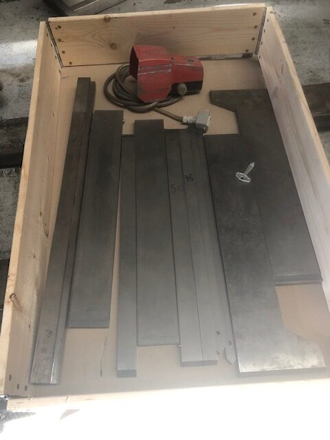 FASTI 9020-50/15 Press Brake SHV 6 2 rotated 1