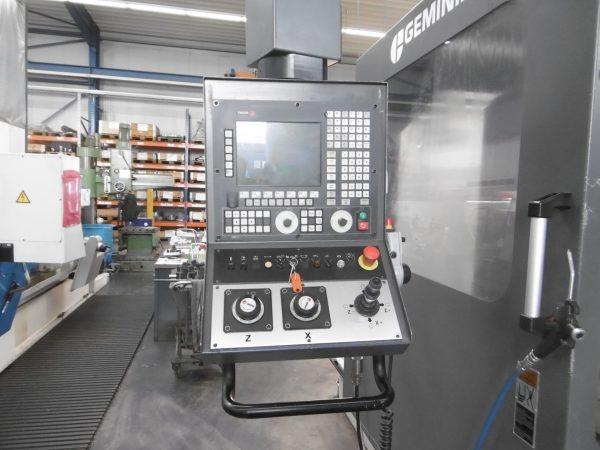 Geminis Horizontal CNC Lathe GT-5 G2 year 2012 SHV 6 scaled 1