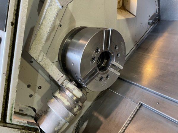 Mazak QTN250M CNC Lathe year 2006 SHV 7 1 3