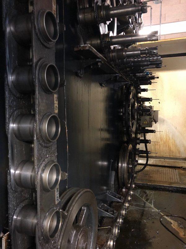 MAZATECH FH-6800 CNC Machining Center SHV 8 2 2