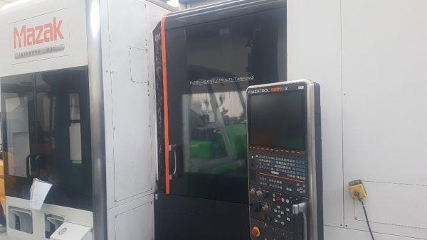 MAZAK Integrex I-200 CNC Bearbejdningscenter årg. 2015 SHV 9 1