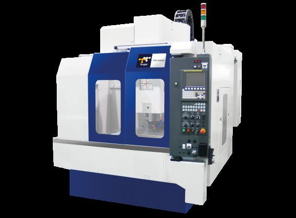 Tongtai TMV 850QII / 1050QII Vertikal Maskineringscenter TMV 850QII Web 1
