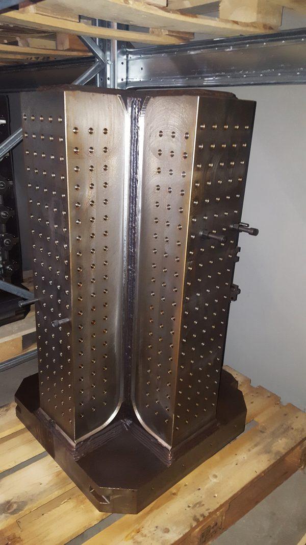 Opspændingskuber - for pallette 630x 700 mm kube 50 109 1.SHVDK