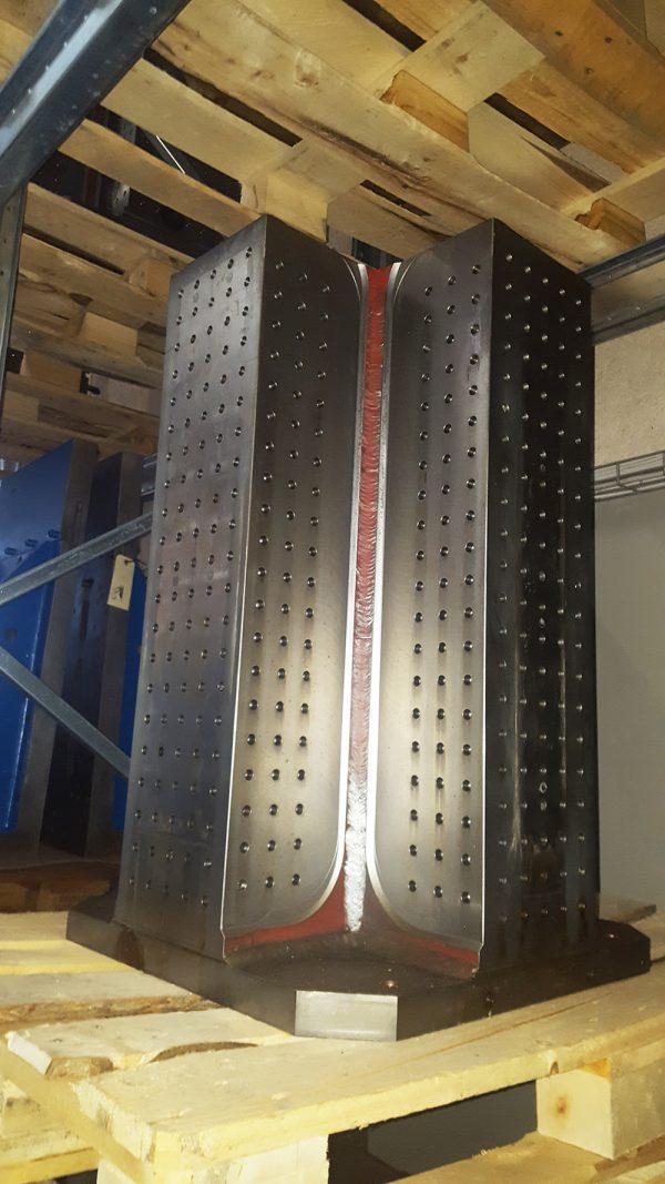 Opspændingskuber - for pallette 630x 700 mm kube 50 110. SHVDK