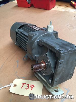 SEW 120-DR 631L4/BR Electric Motor with Gearbox med 19d0e0206d7b94f85836af5c89cb671b
