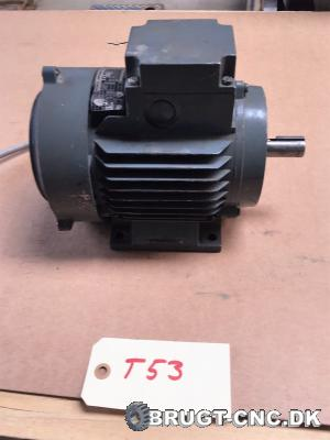 EFACEC 80M Electrical Motor med 23aa7449bb7b7cb2d214ce7abef0b9e1
