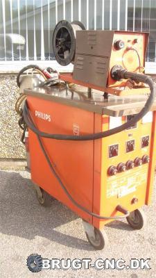 PHILIPS CO2 Svejser 2225/30 med 5c1b096825f25ade8cdcab3294843446