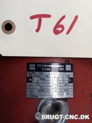 VEM 112.15-1213 Servo Motor med a7b0206cb2fd50b0b8cdb73167d404c1