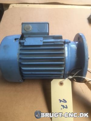 WEM - el-motor K 25 R 71 K6 med f980d0d834312a74477638de6ab22e21